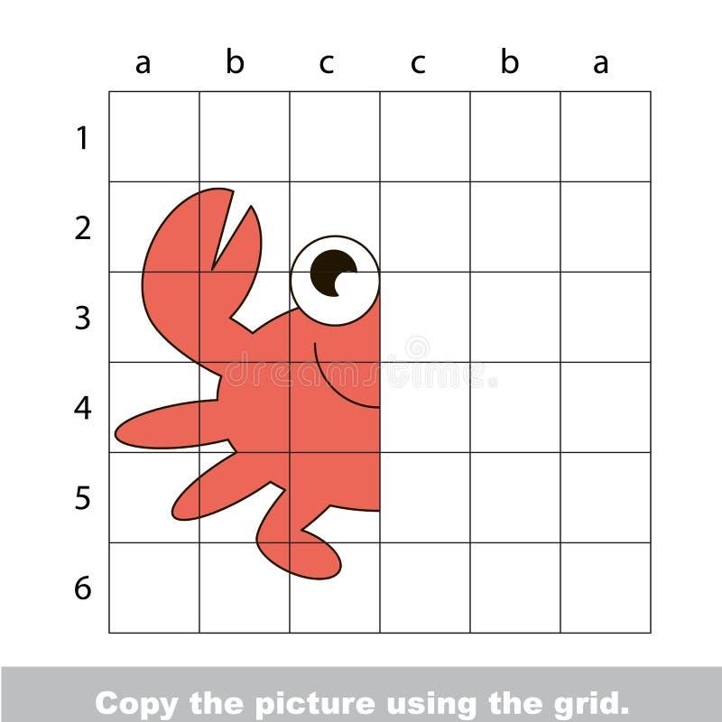 Cours de dessin pour des enfants illustration stock