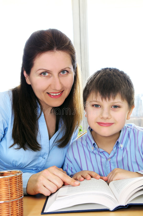 Cours particuliers photo stock