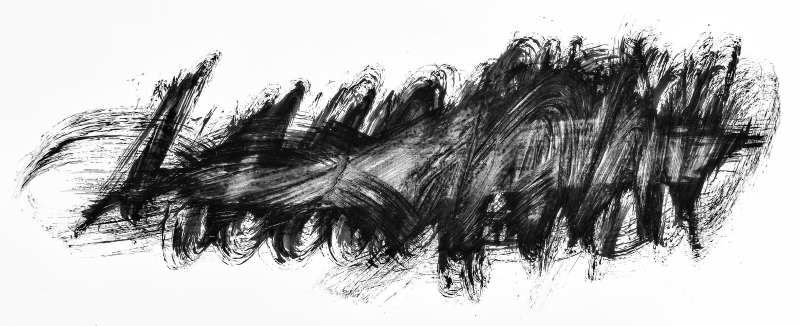 Course abstraite lumineuse tirée par la main acrylique, fond d'éclaboussure illustration stock