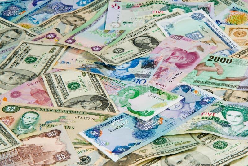 course d'argent photo libre de droits