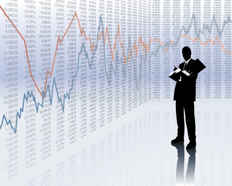 Course development stock illustration