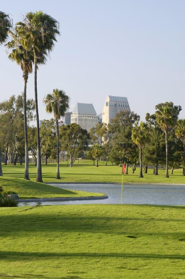 course golf στοκ φωτογραφίες