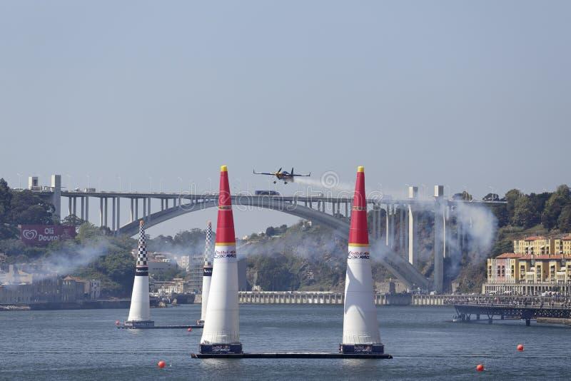 Course Porto d'air de Red Bull photo stock
