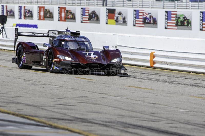 Course routière de Petite Le Mans photo stock