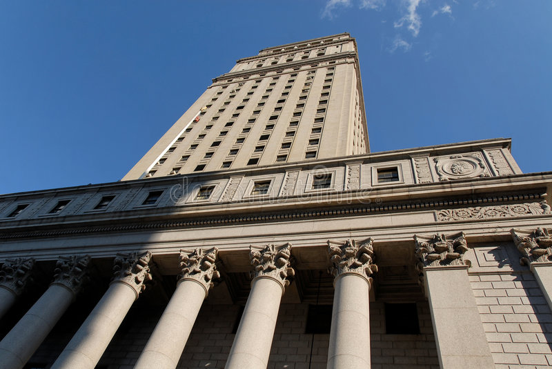 Download Court buildings stock photo. Image of manhattan, justice - 1120286