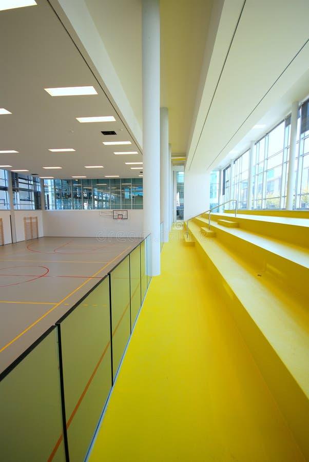 court indoor sport στοκ εικόνες