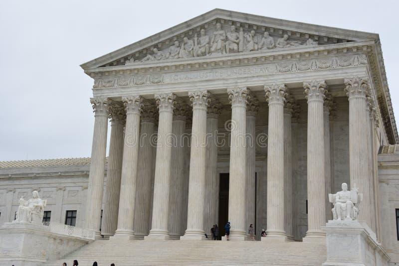 Court suprême des Etats-Unis photographie stock libre de droits