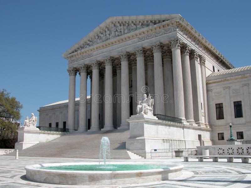 Court suprême des USA photo stock