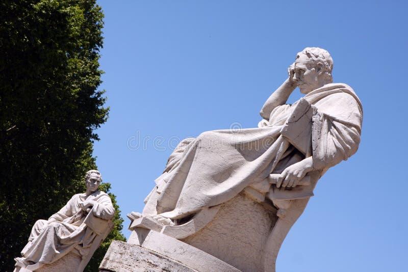 Court suprême Rome Italie de sculpture images libres de droits
