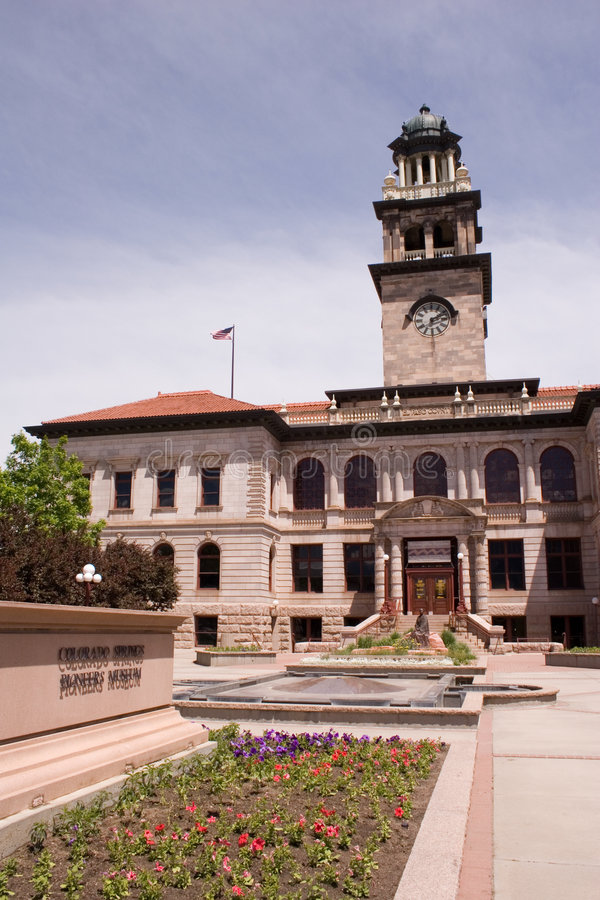 Courthouse 2 royalty free stock photography