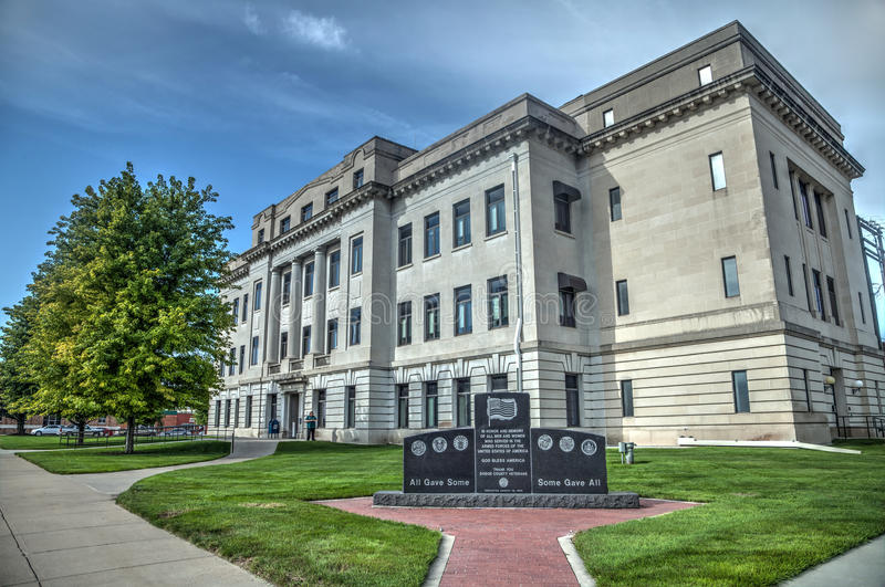 courthouse imágenes de archivo libres de regalías