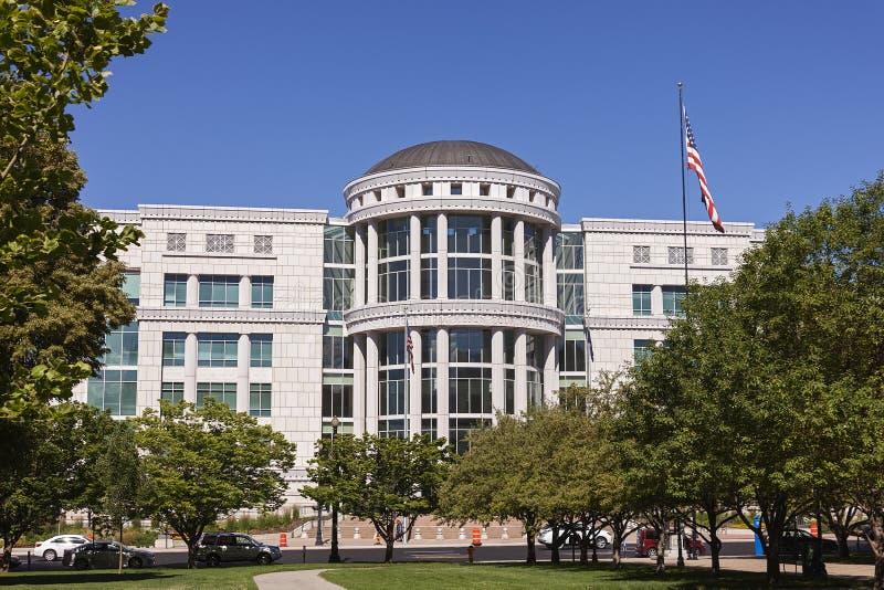 Courthouse in Salt Lake City, Utah stock image