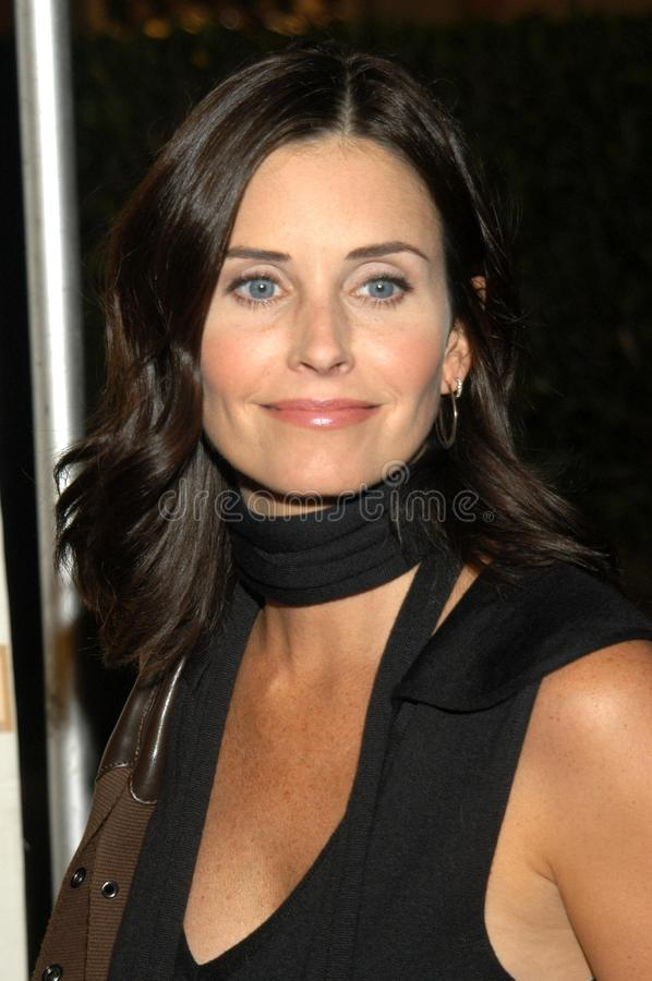 Courtney Cox Arquette Editorial Photography Image Of