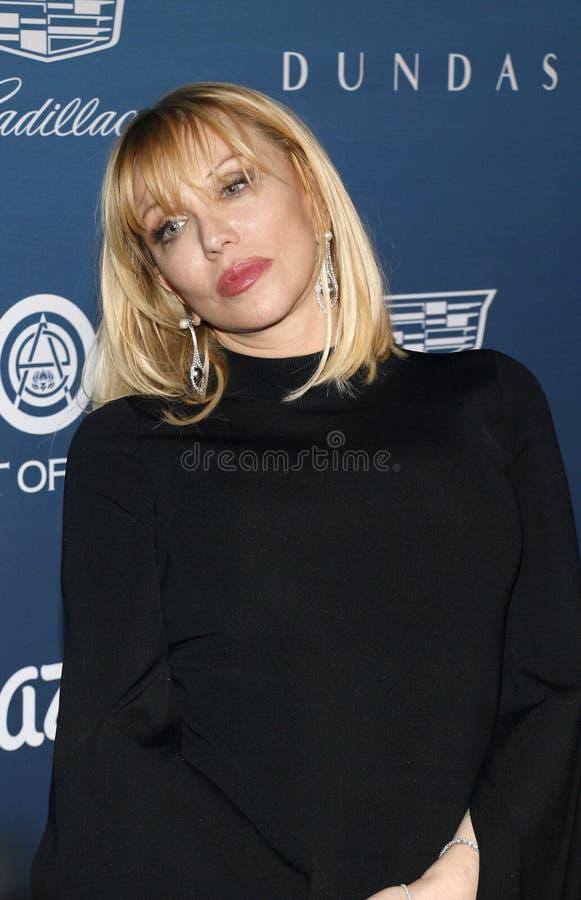 Courtney Love στοκ εικόνες