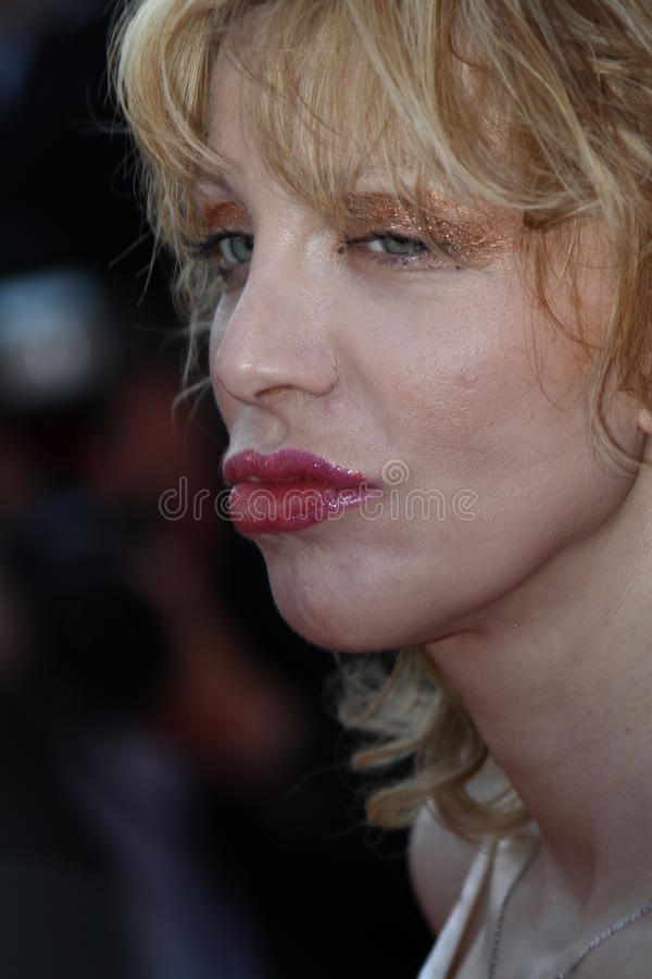 Courtney Love Editorial Photography