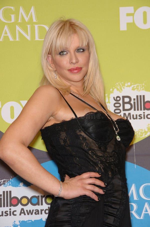 Courtney Love imagens de stock