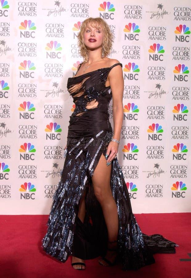 Courtney Love stockbild