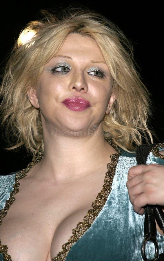 Courtney Love stockfoto