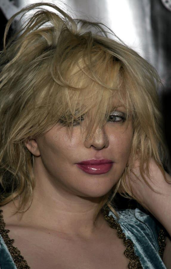 Courtney Love στοκ φωτογραφία με δικαίωμα ελεύθερης χρήσης