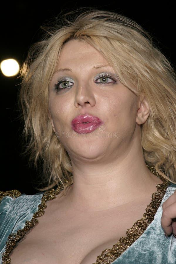Courtney Love stockfotos