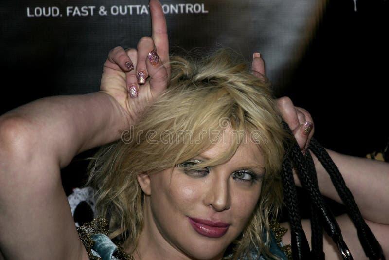 Courtney Love lizenzfreie stockfotografie