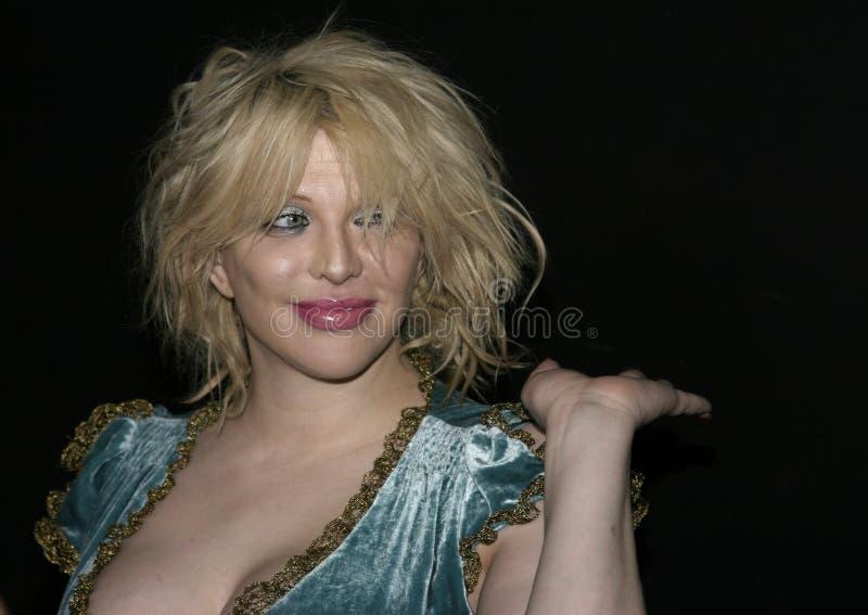 Courtney Love lizenzfreie stockbilder
