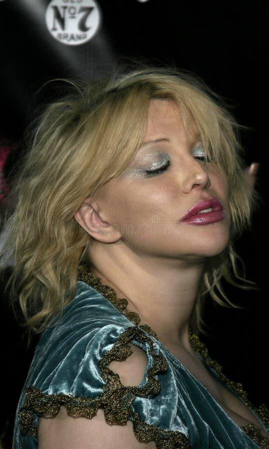 Courtney Love στοκ εικόνα
