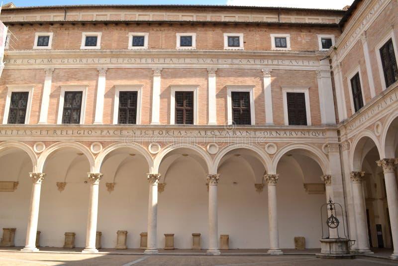 Courtyard at the Palazzo