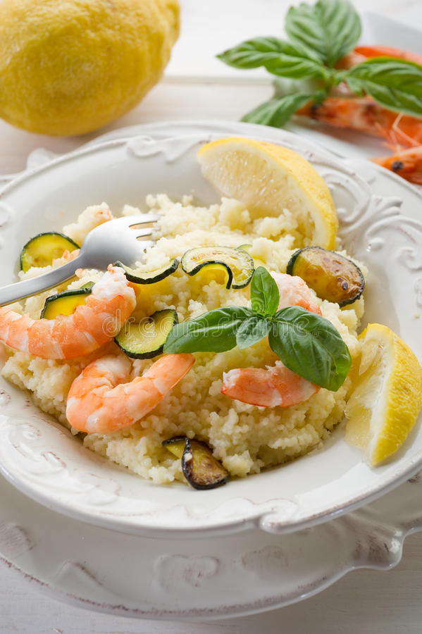 Free Cous Cous Salad Royalty Free Stock Images - 15938529