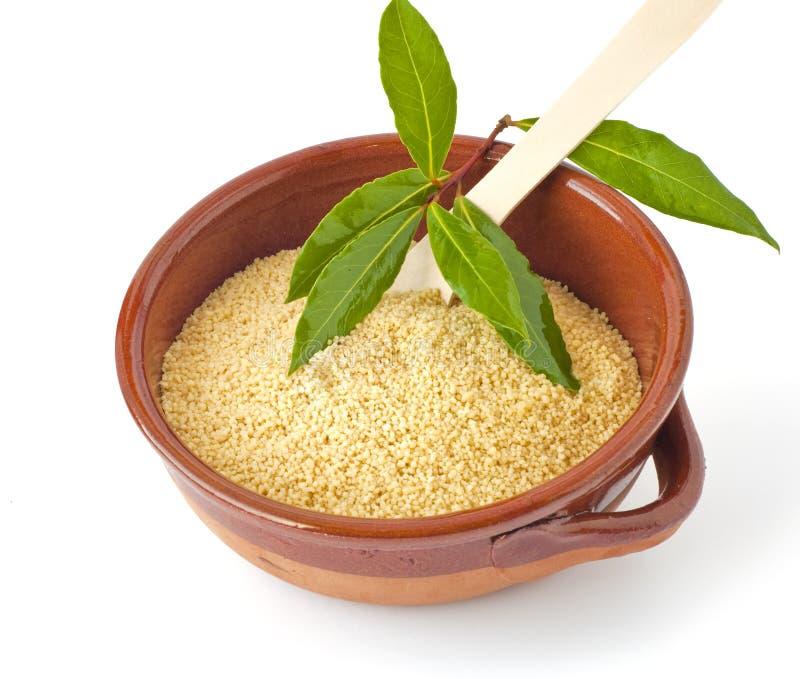 Couscous image stock