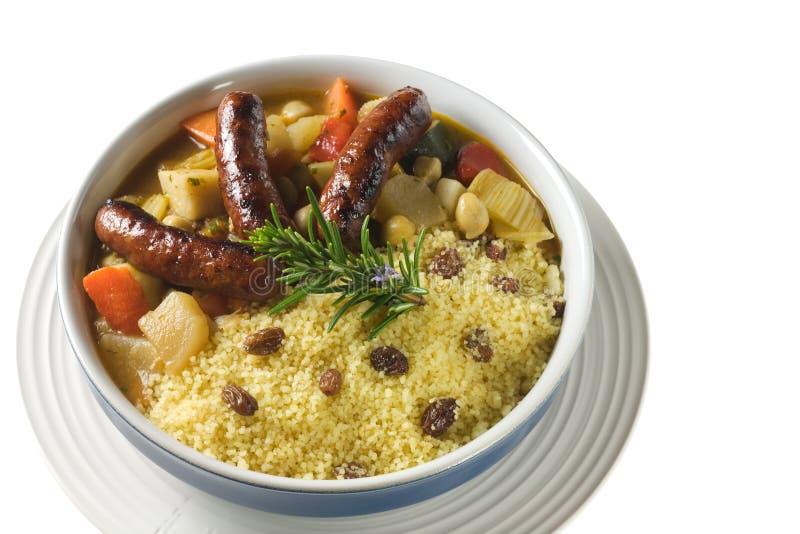 Couscous stockbild