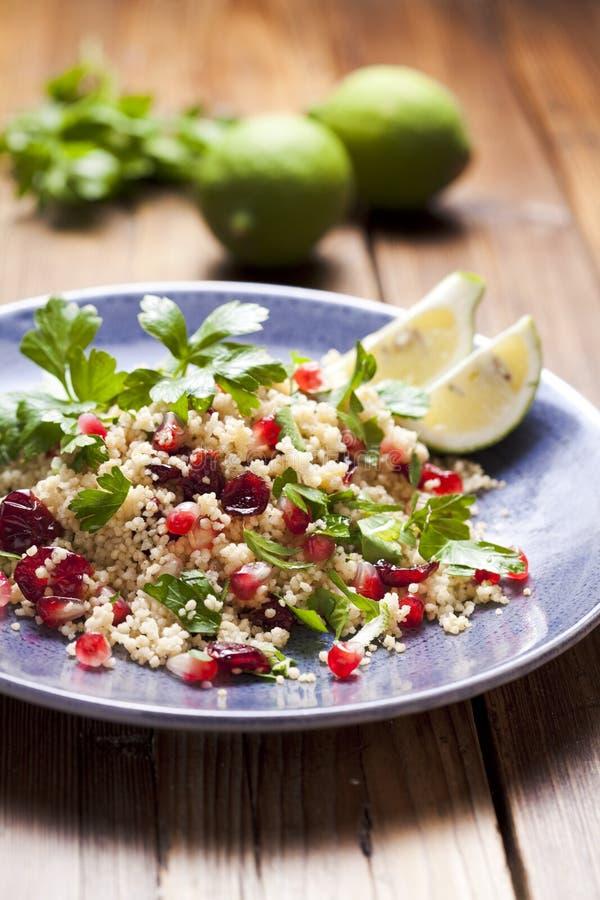 Download Couscous salad stock image. Image of arabic, lemon, drink - 17121293