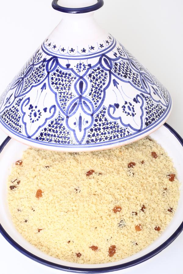 Download Couscous And Tagine Stock Image - Image: 29544461