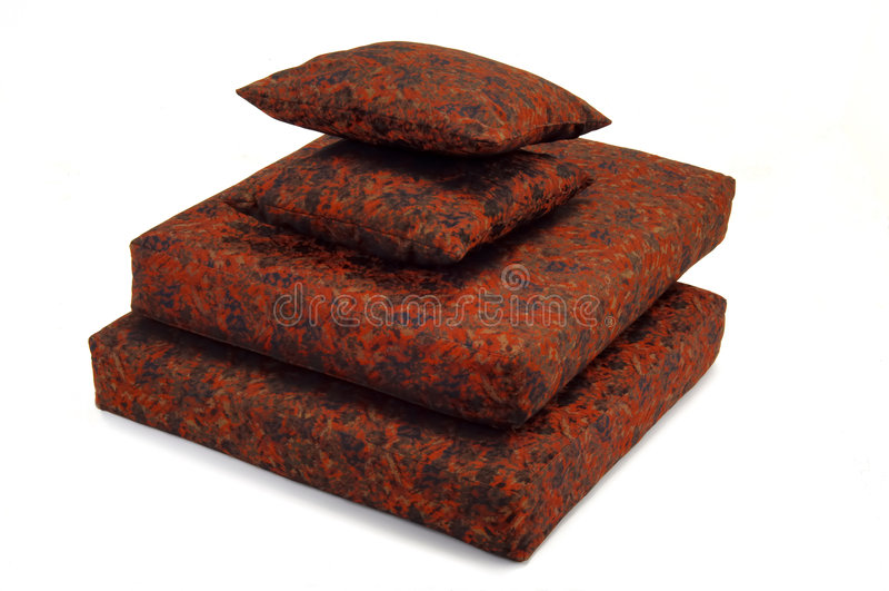 Download Coussin photo stock. Image du séance, tapis, couvre, tissu - 8667698