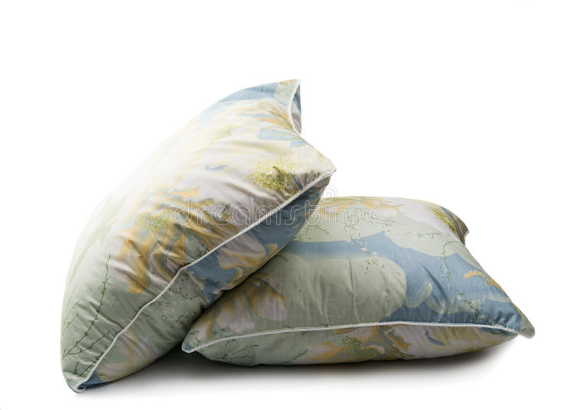 coussin d'isolement photos stock