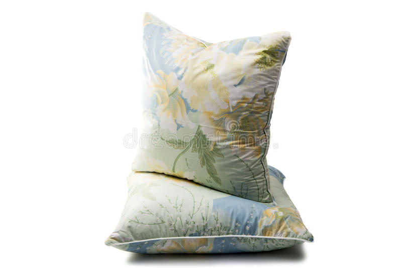 coussin d'isolement photo stock