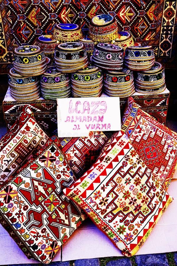 Coussin oriental traditionnel image libre de droits