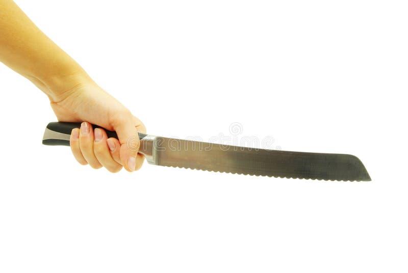 Couteau à disposition photos libres de droits