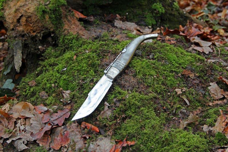 Couteau de muela d'Espagnol images stock
