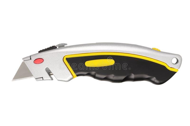 Couteau de service photo stock