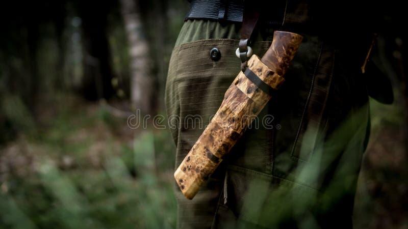 Couteau ethnique photo libre de droits