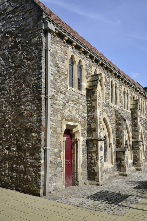 Couteliers Hall, moines de quakers images libres de droits