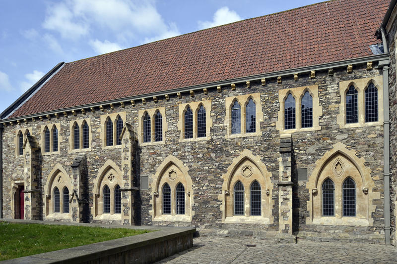 Couteliers Hall, moines de quakers photos libres de droits