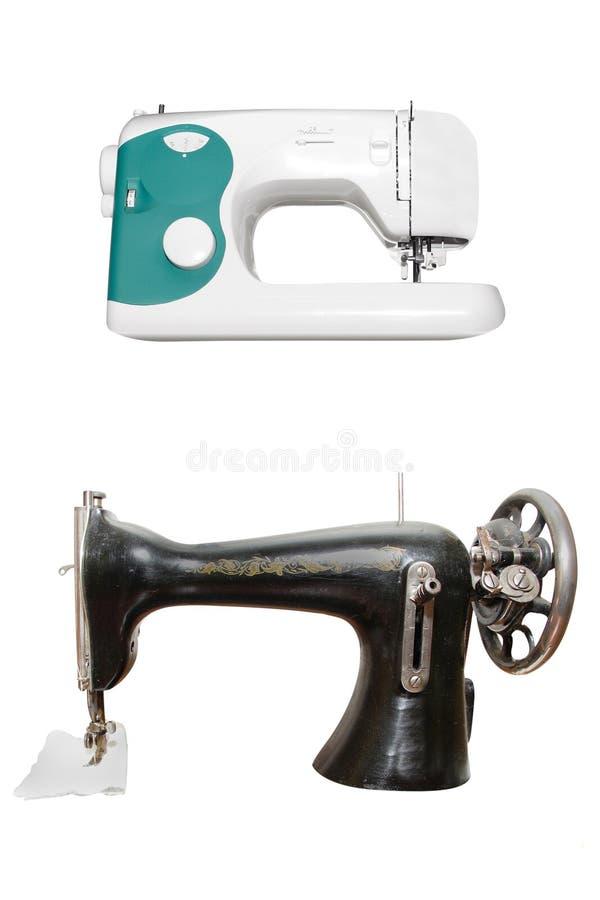 couture de machines images stock
