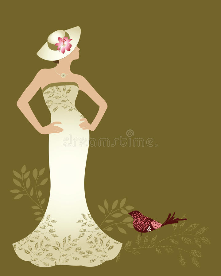 Download Couture Woman Stock Image - Image: 12941161