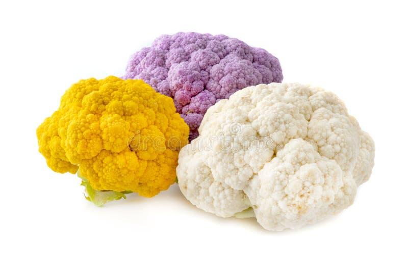 Couve-flor fotos de stock royalty free