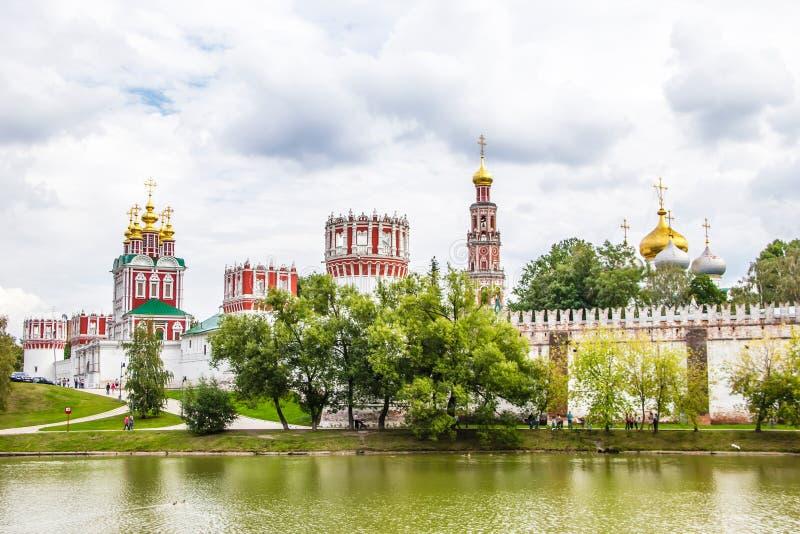 Couvent de Novodevichy photographie stock libre de droits