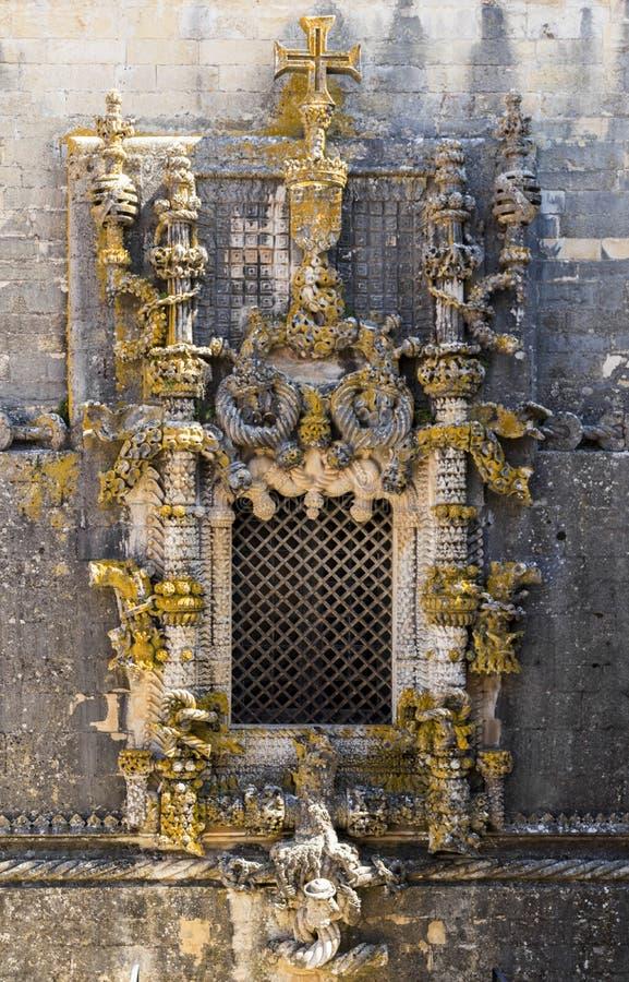 Couvent du Christ, Tomar, Portugal images stock