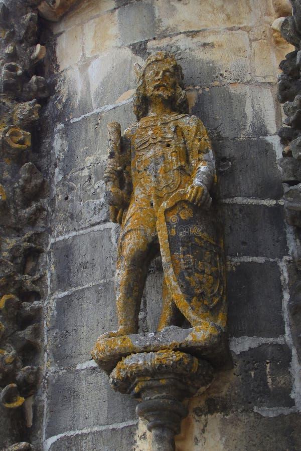 Couvent du Christ Tomar Portugal photos stock