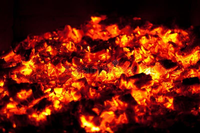 Couvent le fond de charbon de bois photos libres de droits